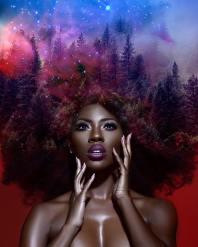Black Girl Magic Project, Artist Pierre Jean-Louis.