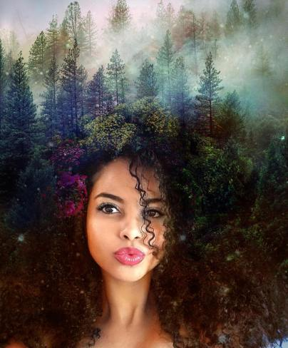 Black Girl Magic Project, Artist Pierre Jean-Louis