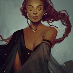 Artwork-Sketch XXIII by Charlie Bowater