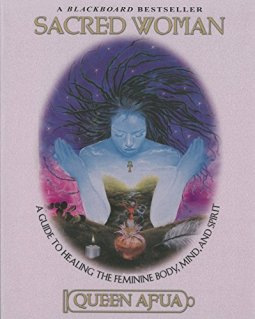 Queen Afua - Sacred Woman book cover