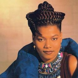 Goddess as Persona - Queen Latifah