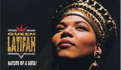 Goddess as Persona - Queen Latifah