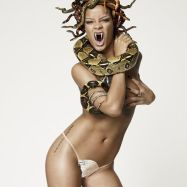 Goddess as Persona - Rihanna