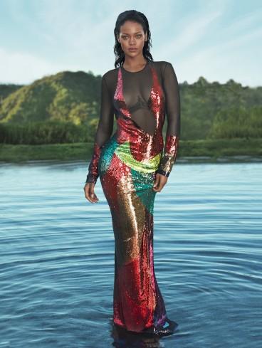 Goddess as Persona - Rihanna