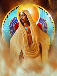 egyptian_black-queen-isis