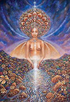 Gaia Divinely Feminine