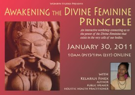 Kelarius Finex - Awakening the Divine Feminine event 2011