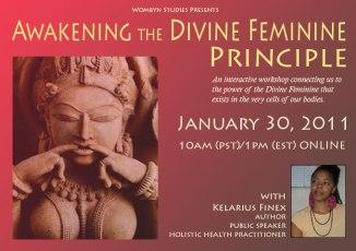 Kelarius Finex - Awakening the Divine Feminine event 2011