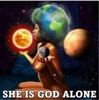 Cosmic Goddess