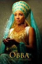 Obba, African Goddess. Yoruba Orisha