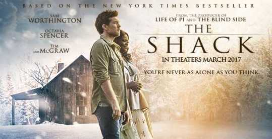 The Shack movie, based on the book
