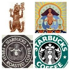 The Black goddess Yemaja is the inspiration for the Starbucks logo