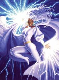 Ororo Monro aka Storm-Marvel Comics