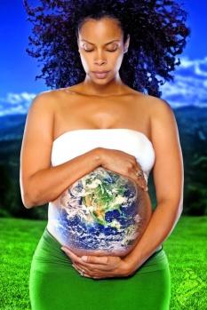 Womb woman