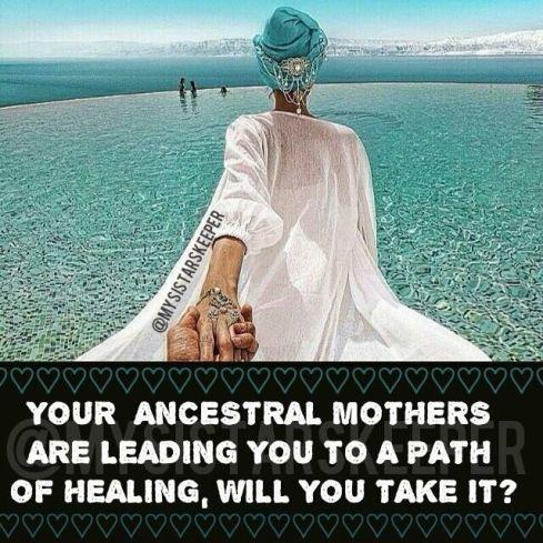 Meme-Ancestors and Path of Healing