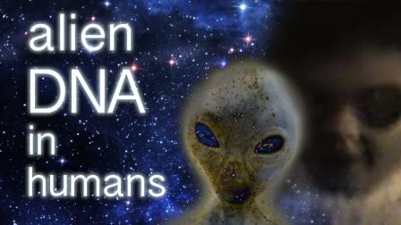 aliendna-in-humans