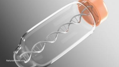 bottle-dna-genes-code