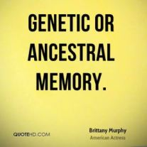 brittany-murphy-quote-genetic-or-ancestral-memory