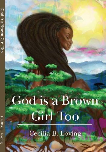 God is a Brown Girl too - Book cover