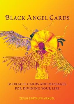Black Angel Oracle Cards