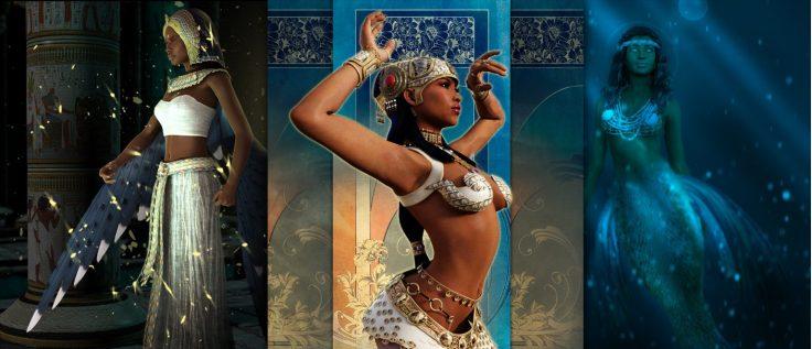 Black Goddess book preview