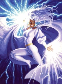 Storm-Marvel Comics