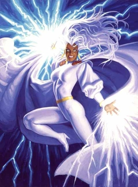 Storm-Marvel Comics